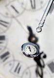 Gocce di tempo Fotografia Stock