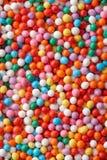 Gocce multicolori della caramella Fotografie Stock Libere da Diritti