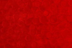 Gocce rosse Immagini Stock