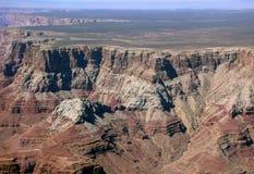 Goccia del canyon Immagine Stock