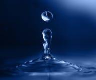 Goccia dell'acqua Fotografia Stock Libera da Diritti