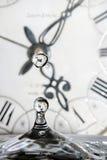 Goccia di tempo. Fotografia Stock Libera da Diritti