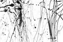 Gocciolamenti della vernice - o1 Fotografia Stock