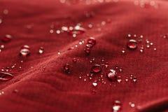 Goccioline della pioggia fotografie stock libere da diritti