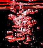 Goccioline di acqua immagini stock libere da diritti