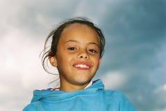 Goce del niño Imagen de archivo