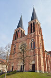 Gocki kościół Obrazy Royalty Free