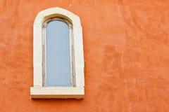 Gocki szklany okno Zdjęcia Royalty Free