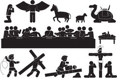 god illustration libre de droits