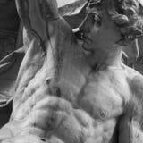 God Apollo in Greek mythology (Phoebus - in Roman mythology) Royalty Free Stock Image