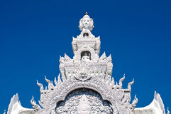 God bas reliefe in Thai temple Stock Photography