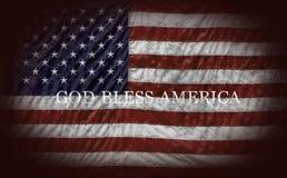 GOD BLESS AMERICA Stock Photos