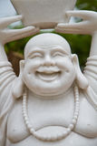 God of china sculpture Stock Photography
