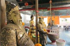 God of China Stock Photos