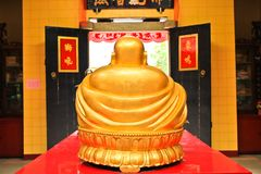 God of Chinese Buddha Royalty Free Stock Image