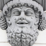 God Dionysus (Greek - Dyonys, Dionysus, Lat. Bacchus) Royalty Free Stock Photography