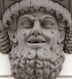 God Dionysus (Greek - Dyonys, Dionysus, Lat. Bacchus) Royalty Free Stock Photo