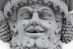 God Dionysus (Greek - Dyonys, Dionysus, Lat. Bacchus). Dionysus (Greek - Dyonys, Dionysus, Lat. Bacchus). He is the younger god on Olympus. Responsible for the Royalty Free Stock Photography
