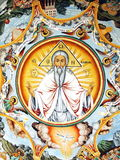 God the Father - A Wall Icon