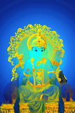 God ganesha idol Royalty Free Stock Photos
