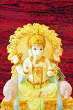 God ganesha idol Stock Images
