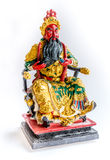 God Guan Yu Royalty Free Stock Photography