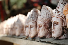 God head souvenirs in Mount Nemrut, Turkey Stock Image
