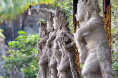 God in Indonesian mythology Stock Photography