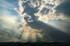 God Light Stock Images