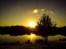 God Lights the World royalty free stock image