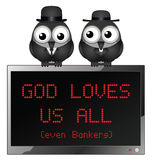 God loves us all Royalty Free Stock Photos
