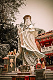 God of mercy statue in Hongkong Stock Photos