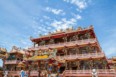 God Naja in Thailand Royalty Free Stock Images