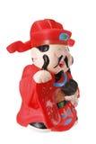 God of Prosperity Figurine Stock Images
