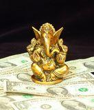 God of richness Royalty Free Stock Photo