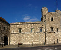 God's House Tower, Southampton Royalty Free Stock Photo