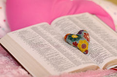 God's love letter Royalty Free Stock Photography