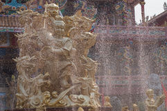 Gods Naja in fountain Stock Photography