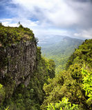 God`s Window and the Blyde River Canyon Royalty Free Stock Photo