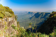 God's Window, Blyde River Canyon, South Africa Stock Image