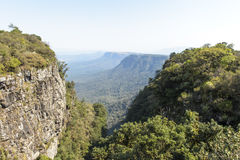 God`s Window, Blyde River Canyon, South Africa Royalty Free Stock Images