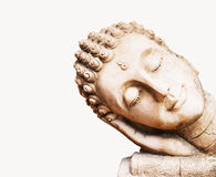 A god sculpture Royalty Free Stock Photo