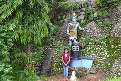 God Shiva Stock Afbeeldingen