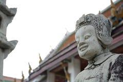 The god statue at Bangkok Thailand Royalty Free Stock Photos