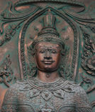 God statue Stock Photos