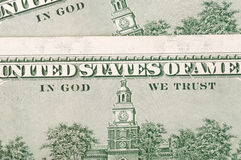 In God we trust Royalty Free Stock Photos