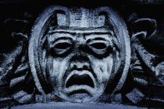 God van de Griekse mythologie van vreesphobos royalty-vrije stock afbeelding
