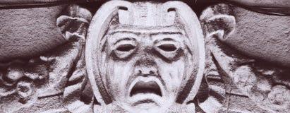 God van de Griekse mythologie van vreesphobos royalty-vrije stock foto