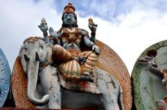 God Vishnu Royalty Free Stock Images
