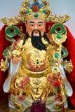 God of wealth Stock Image